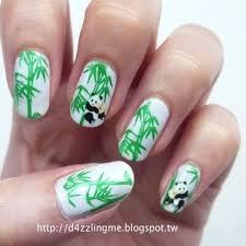 bamboo nail art and swatches nailpolis museum of nail art