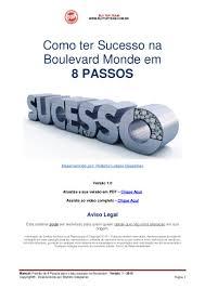 como ter sucesso na boulevard monde em 8 passos