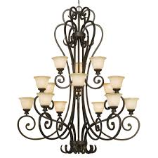 15 light chandelier golden lighting u0027s heartwood 3 tier 15 light chandelier 8063 15l bus