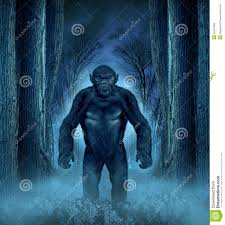 forest monster stock photos image 32431003