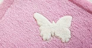 Pink Ombre Rug Pink Butterfly Rug Roselawnlutheran