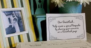 guest sign in book for funeral memorial guestbooks guestbook store