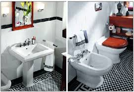 Black And Pink Bathroom Ideas Bathroom Design Ideas Modern Bathrooms Designs In Retro Styles