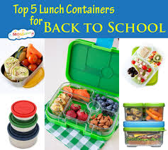 send food top 5 lunch containers for back to school the office