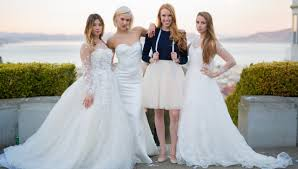 custom wedding dress anomalie cuts the markups out of custom wedding dresses
