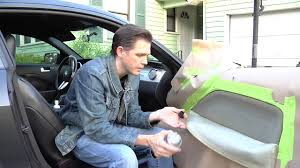 Upholstery Glue For Cars 2007 Mustang Door Panel Fix Tutorial Youtube
