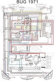 bug wiring diagram super beetle wiring diagram com vw beetle