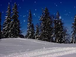 christmas wallpaper moving snow falling wallpapersafari