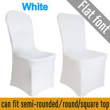 Stretch Chair Covers Spandex Chair Covers Home U0026 Garden Ebay