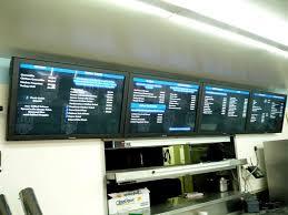 sunrisepos and more inc digital signage menu boards