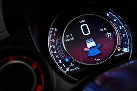 ferrari speedometer top speed what u0027s the most luxurious u0026 fun subcompact hatch i can buy in