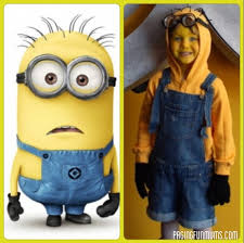 Despicable Minion Costume Easy Diy Despicable U0027minion U0027 Costume