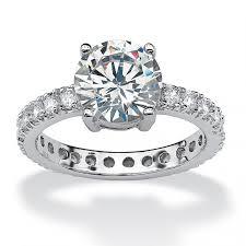 big wedding rings big platinum engagement rings lovetoknow