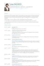 Sample Management Consulting Resume by Strategic Marketing Consultant Resume Samples Visualcv Resume