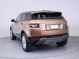 land rover range rover evoque 2014 used 2014 land rover range rover evoque pure suv for sale in