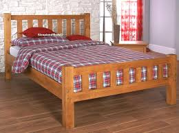 Solid Pine Bed Frame Amazing 4ft Small Wooden Bed Frame Honeycomb Pine