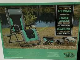 timber ridge zero gravity chair with side table timber ridge zero gravity chair with side table costcochaser