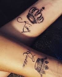the 25 best couples tattoo designs ideas on pinterest matching