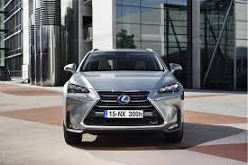 lexus diesel hibrido el lexus nx 300h un suv híbrido compacto y premium