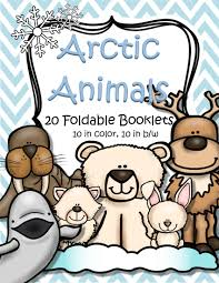 arctic animals preschool theme activities kidsparkz