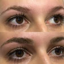 eyebrow feather tattoo uk eyebrow tattoo perfectly shaped defined tattoo eyebrows by victoria