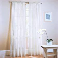 furniture semi sheer grommet curtains curtains and shears large