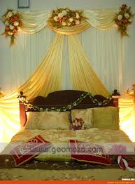 best beds decoration for marriages gul ahmed firdous wedding