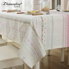 plastic table covers for weddings zhuimenglong pastoral round table cloth plastic table cover flowers