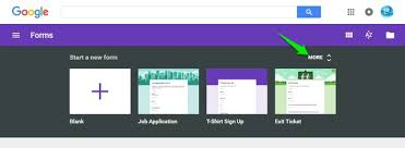 how to create online forms and surveys using google forms guide