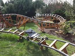 roller coaster for backyard designing a safe backyard roller coaster with paul gregg coaster101
