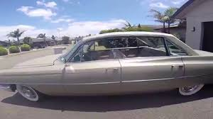 1963 cadillac 1963 cadillac deville sedan youtube