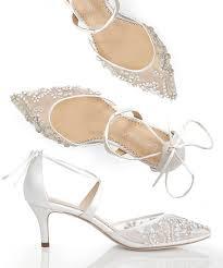 wedding shoes comfortable low heel comfortable embellished and beaded wedding