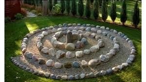 Pictures Of Rock Gardens Landscaping by Small Garden Stones Youtube