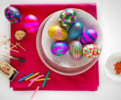 Easter Egg Decorating Ideas Bee by Borderline Egg Cessive 100 Ways To Decorate An Easter Egg Brit