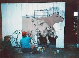Barn Murals Vermont Murals Ashley Wolff