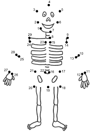 skeleton pumpkin templates halloween coloring pages of skeletons coloring pages