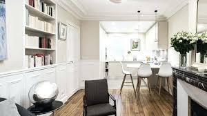 cr馥r une cuisine ouverte creer une cuisine ouverte une cuisine comme une niche dans