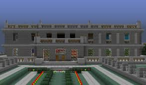 Whitemarsh Hall Floor Plan by Whitemarsh Hall Minecraft Project