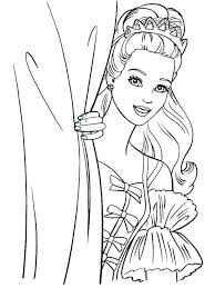 barbie thumbelina coloring pages barbie coloring pages download and print barbie coloring pages
