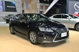 lexus ct200h thailand experience the cutting edge technology of the future of u201cl finesse