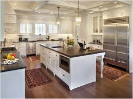 tips to place kitchen rugs for hardwood floors house pictures