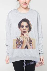 lana del rey sweater jumper on the hunt