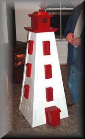 wooden lighthouses cedar lighthouses lighthouse lawn lighthouse