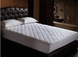 Bed Frame Protector Quilted Fitted Mattress Protector