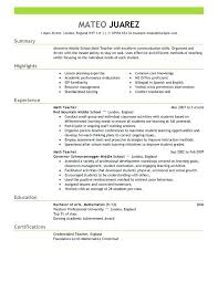 Top Ten Resume Format Good Resume Samples For Freshers Best Latest Resume Format Ideas
