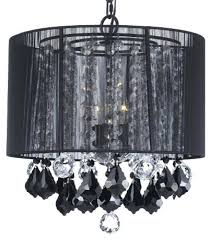 Black Traditional Chandelier Black Chandelier With Shades U2013 Eimat Co