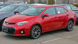 Toyota Corolla 1 8 2014 Technical Specifications Interior And