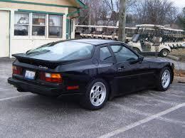 1984 porsche 944 specs 1986 porsche 944 specs and photots rage garage