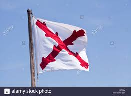 Florida Flag History A Spanish Military Flag Flies Over The Castillo De San Marcos Fort