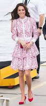 kate middleton continues her style streak in winning cream